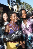 """<<XXX attends the Los Angeles Global Premiere for Marvel Studios' """"Avengers: Infinity War"""">> on April 23, 2018 in Hollywood, California."""