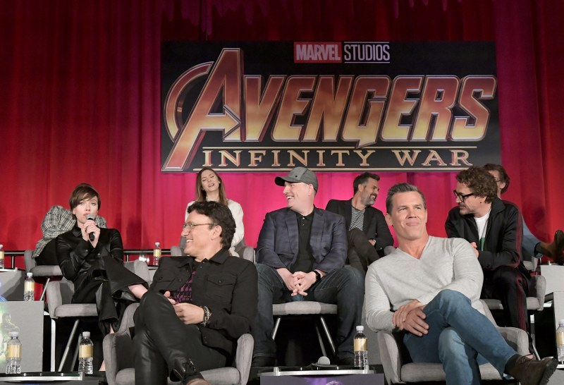 Page 2 171 Avengers Infinity War Premiere Pictures Red