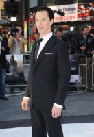 Benedict Cumberbatch Star Trek Into Darkness Premiere