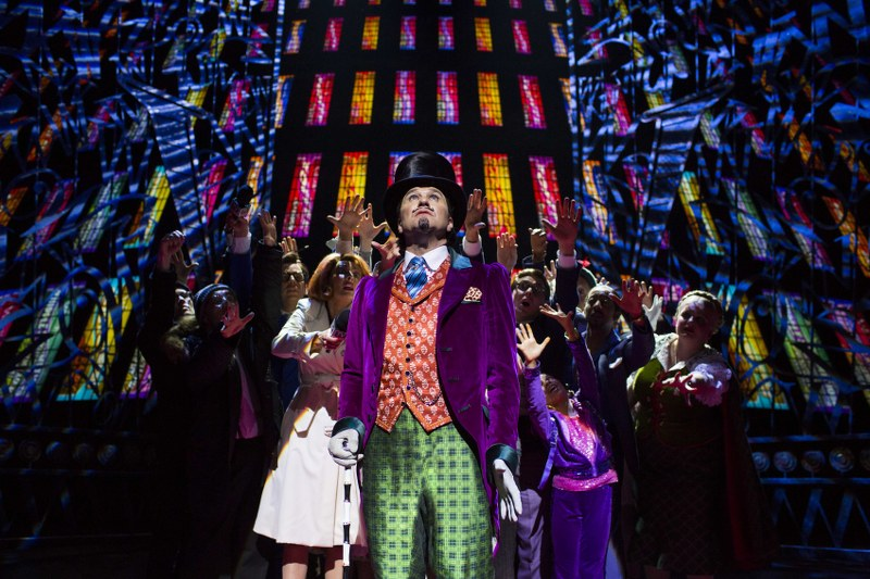 Charlie And The Chocolate Factory London Show Trailer