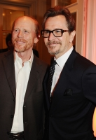 Ron Howard and Gary Oldman during the 2012 Jameson Empire Awards