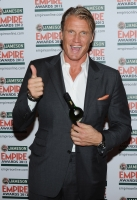 Dolph Lundgren during the 2012 Jameson Empire Awards