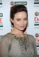 Olivia Wilde during the 2012 Jameson Empire Awards