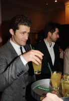 Matthew Morrison during the 2012 Jameson Empire Awards
