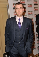 Actor Matthew Lewis during the 2012 Jameson Empire Awards