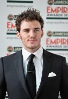 Actor Sam Claflin during the 2012 Jameson Empire Awards
