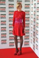 Model Agyness Deyn attends the 2012 Jameson Empire Awards