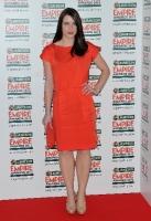 Michelle Ryan attends the 2012 Jameson Empire Awards