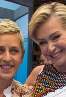 LONDON, UK - JULY 10: Actress Ellen DeGeneres and Portia de Rossi attends the UK Gala of Disney–Pixar's FINDING DORY on Sunday, July 10, 2016 in London, UK.