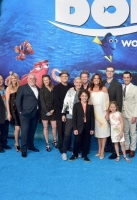 attends The World Premiere of Disney-Pixar's FINDING DORY on Wednesday, June 8, 2016 in Hollywood, California.