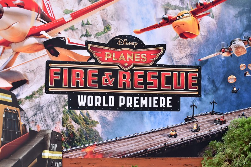 Watch Planes: Fire Rescue (2014) Free Online
