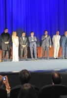 attends the World Premiere of Paramount Pictures