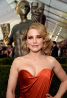 attends TNT's 21st Annual Screen Actors Guild Awards at The Shrine Auditorium on January 25, 2015 in Los Angeles, California. 25184_016