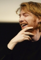 LONDON, ENGLAND - DECEMBER 06:  Domhnall Gleeson attends a BAFTA Q&A of 'The Revenant' at Vue Leicester Square on December 6, 2015 in London, England.  (Photo by Dave J Hogan/Dave J Hogan/Getty Images) *** Local Caption *** Domhnall Gleeson