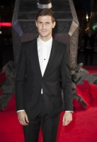 Actor Jonathan Howard at the Global Premiere for thor the dark world