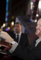 Joss Whedon at the Global Premiere for thor the dark world
