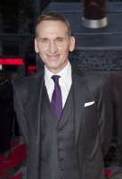 Actor Christopher Eccleston at the Global Premiere for thor the dark world