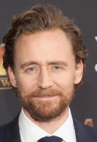 Tom Hiddleston At Avengers Infinity War Premiere