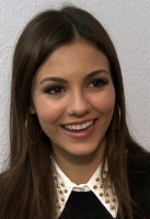Victoria Justice UK Fan Event