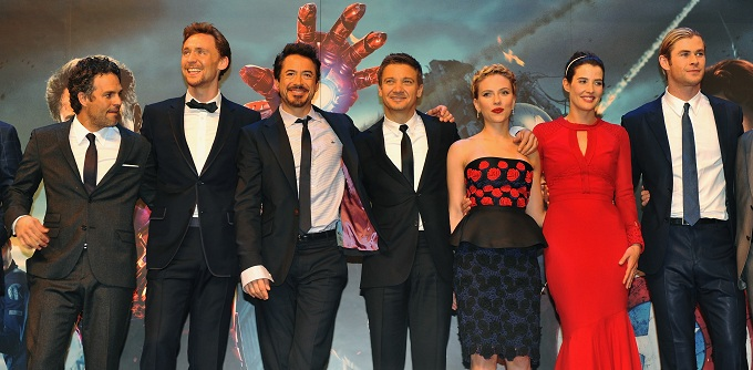 Avengers assemble hulk smashes box office records red carpet news tv
