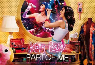 Katy Perry Part Of Me 3d poster