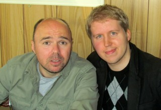 karl pilkington caravan book tour 2012