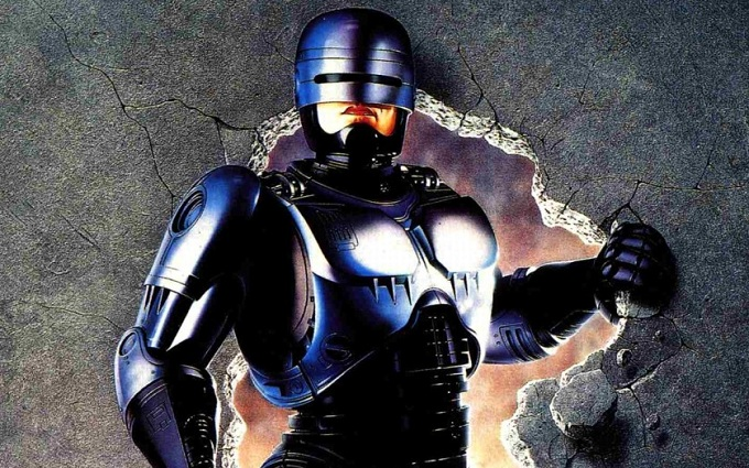 New RoboCop Suit Pictures From Remake Set : Red Carpet News TV Robocop 1987 Suit