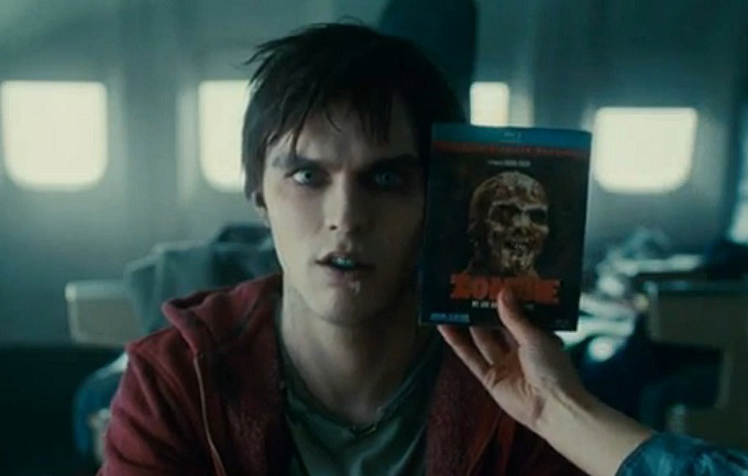 Warm Bodies Zombie Romance Trailer : Red Carpet News TV