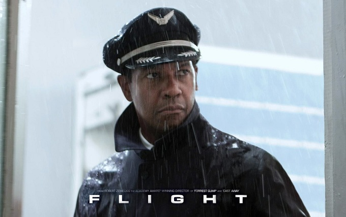 flight denzel washington review