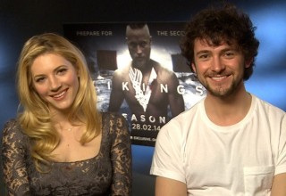 vikings season 2 interviews