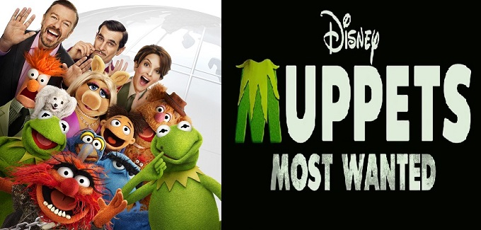 Muppets Most Wanted Press Conference : Red Carpet News TV
