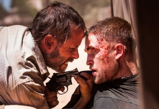 the rover trailer robert pattinson