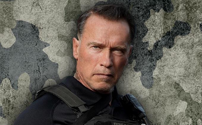 Arnold Schwarzenegger Sabotage Interview : Red Carpet News TV  Arnold Schwarze...
