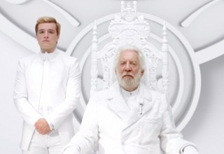 president snow message hunger games