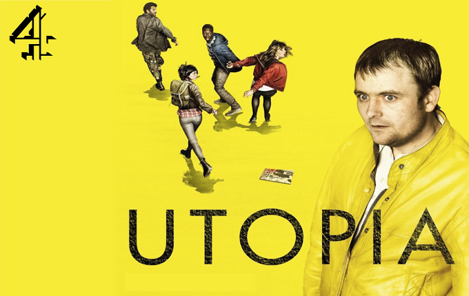 Utopia Series 2 Dennis Kelly Interview : Red Carpet News TV