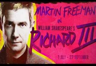 martin freeman richard III interview