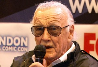 stan lee london film and comic con interview 2014