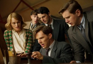 The Imitation Game review benedict cumberbatch