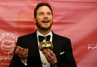 The Hasty Pudding Theatricals Honor Chris Pratt As 2015 Man Of The Year