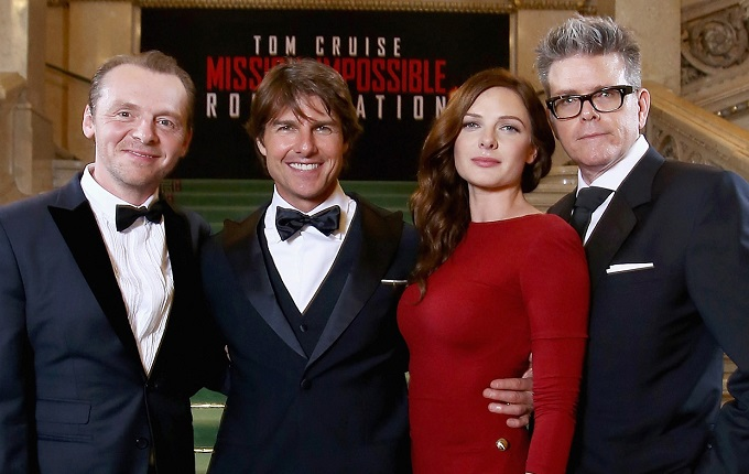 Mission Impossible 5 Cast N Crew - Pictures Collection Of