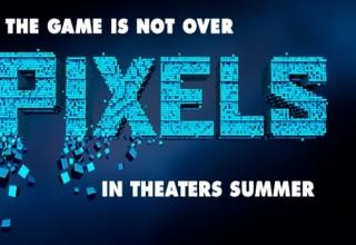 pixels review adam sandler 2015