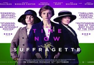 suffragette movie review