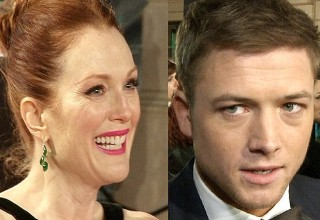 kingsman sequel julianne moore taron egerton
