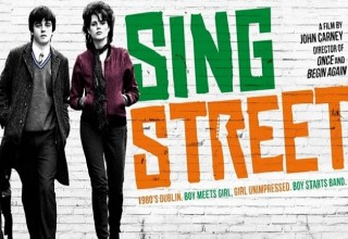 sing street review movie