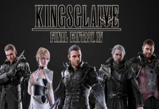 kingslave final fantaxy XV london premiere