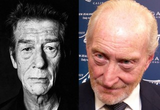 john hurt tribute charles dance