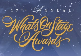 whats on stage awards 2017