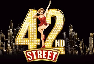 42nd-street west end musical review