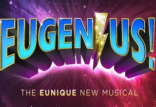 eugenius review musical the other palace theatre london 2018