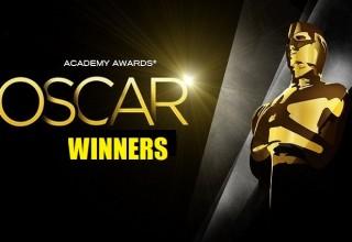 OSCAR winners 2018